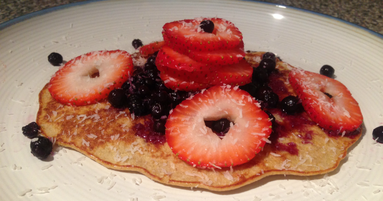 The Easiest Healthy Pancakes!